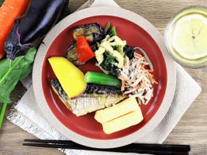 nosh ランキング 塩糀(塩こうじ)鯖の和プレート